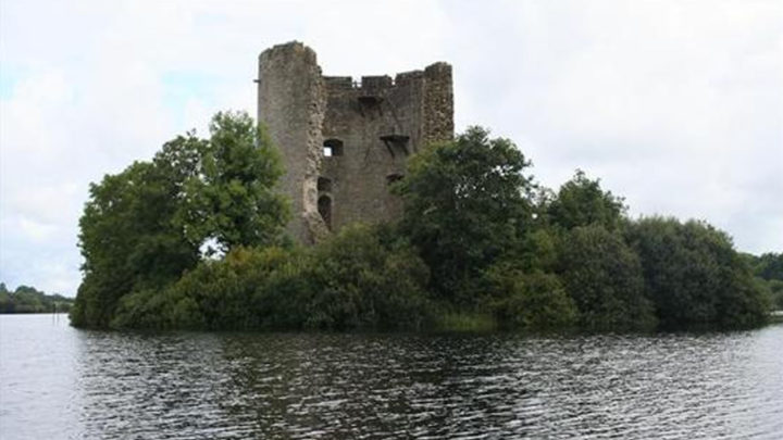 Cloughoughter Castle