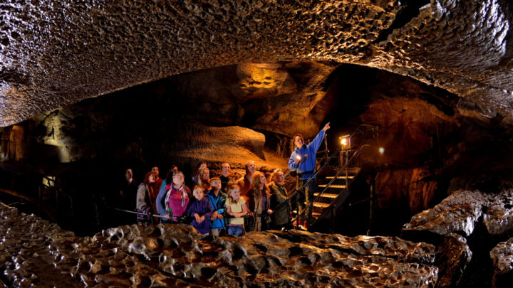 Tour of Marble Arch Caves