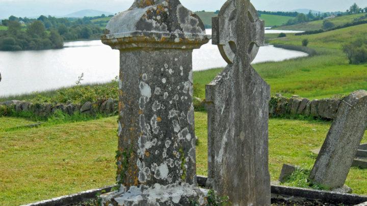 Drumlane Abbey Graveyard