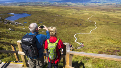 Cuilcagh Boardwalk 3 day Closure for Essential Maintenance