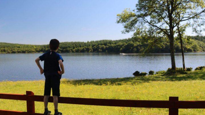 Killeshandra   Watching Eonish Lake