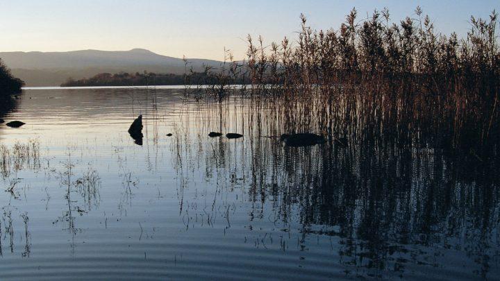 Lough MacNean water