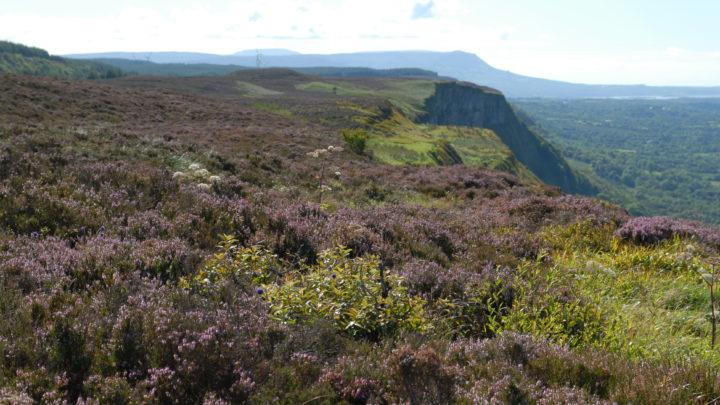 Magho Cliffs